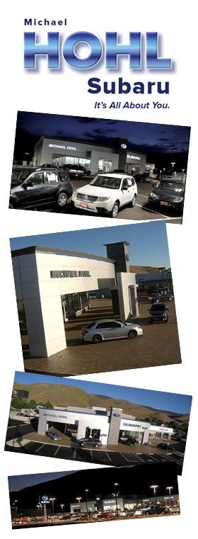 Michael Hohl  Subaru Dealership Carson City