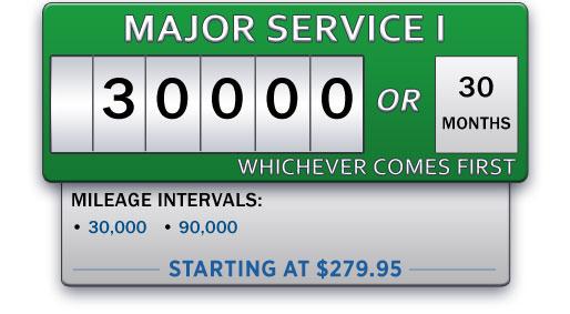 Subaru Service Schedule | 30,000 Mile Recomded | Denver, CO