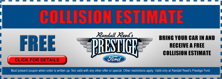 Prestige Free Collision Estimates Dallas