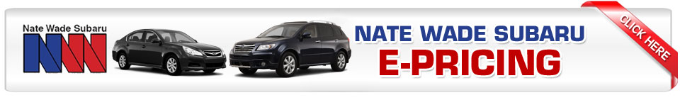 Salt Lake City Subaru's ePricing for New & Used Vehicles