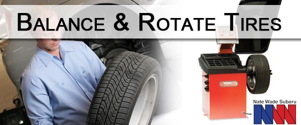 Tire Rotation And Balance Near Me >> Tire Rotation & Balance Service | Subaru Car Repair