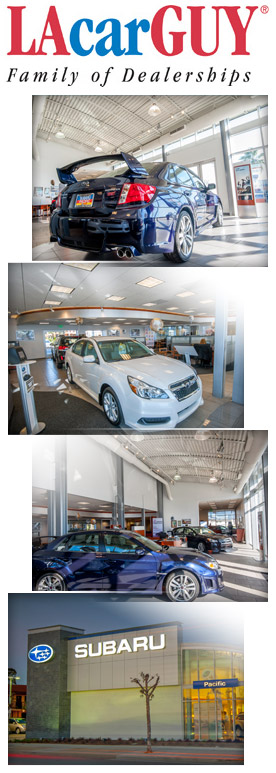 Subaru Pacific serving Hermosa Beach, California, New Car, Crossover, Wagon, SUV Sales, Lease, Financing Options