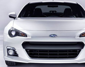 2013 Subaru BRZ Sports Coupe