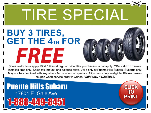 Walmart tire coupon code