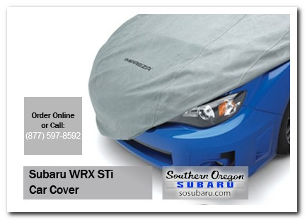 Medford, subaru, car cover, wrx cover, wrx / sti, accessories, parts, specials