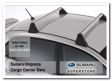 Chandler, Subaru, Roof Carrier Bars, Impreza, Accessories, Parts, Specials