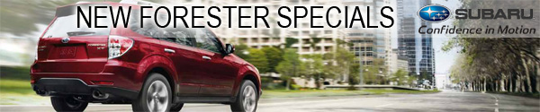 2012 Subaru Forester Specials Phoenix, AZ