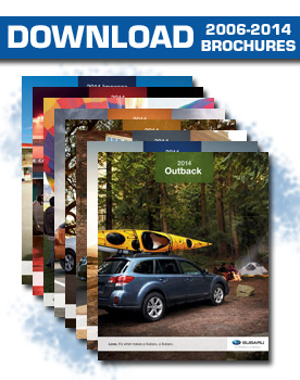 2005-2014 Subaru Online Brochure Download, Tucson, Arizona