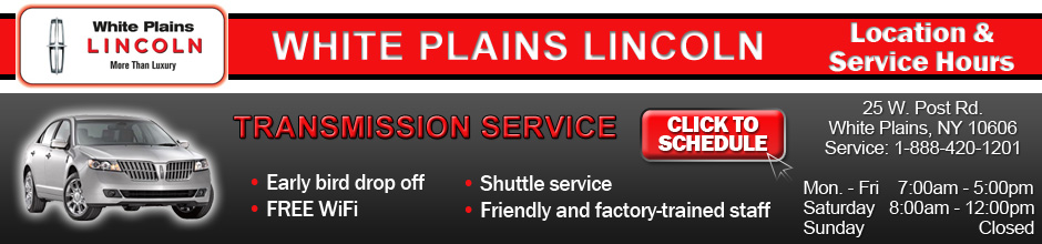 Lincoln Transmission Service Westchester
