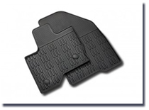 White Plains Lincoln All-Weather Floor Mats
