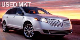 Used Lincoln MKT White Plains