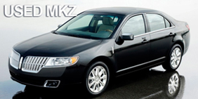 Used Lincoln MKZ White Plains