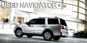 Used Lincoln Navigator White Plains
