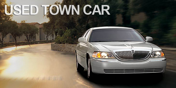 Used Lincoln Town Car Westchester