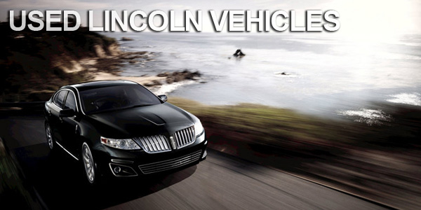 Used Lincoln Vehicles Westchester