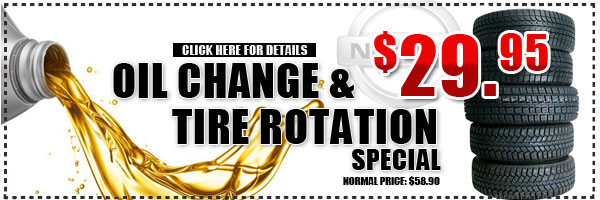 Westchester Nissan Oil Change & Tire Rotation Service Discount Coupon serving New York