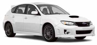 2012 Subaru WRX Limited 5-Door Premium Phoenix Arizona