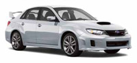 2012 WRX STi 4-Door Phoenix Arizona