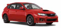 2012 Subaru WRX STi 5-Door Phoenix Arizona