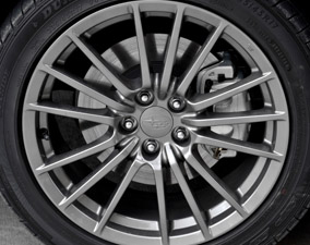 2012 Subaru WRX STI Wheels  for Phoenix Subaru Shoppers