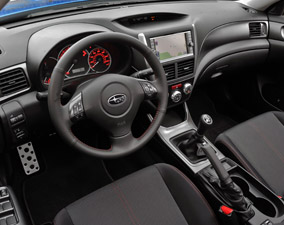 2012 Subaru WRX STI Steering Wheel  for Phoenix Subaru Shoppers