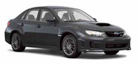 2012 Subaru WRX 4-Door Phoenix Arizona