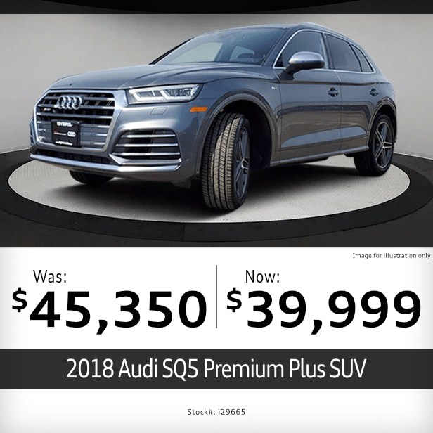 2018 Audi SQ5 Pre-Owned Special in Columbus, OH