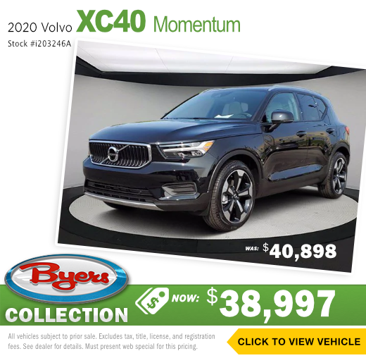 2020 Volvo XC40 Momentum Pre-Owned Special in Columbus, OH