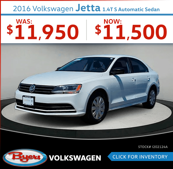 2016 Jetta 1.4T S Automatic Sedan Pre-Owned Special in Columbus, OH