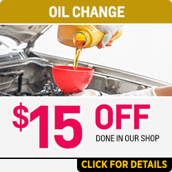 Click for $15 off oil change done in our shop at Capitol Chevy in Salem Near Keizer, OR