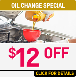Click to View Our $12.00 OFF Lube Oil and Filter Change at Capitol Chevrolet in Salem Near Keizer, OR