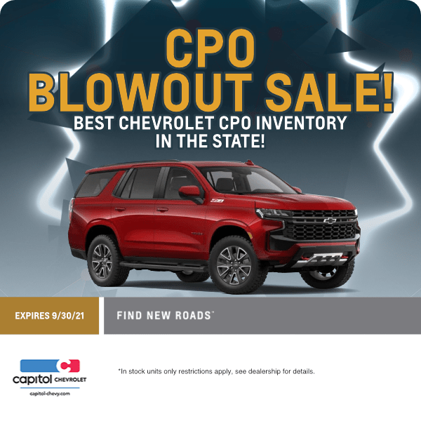 CPO BLOWOUT SALE!Special in Salem, OR