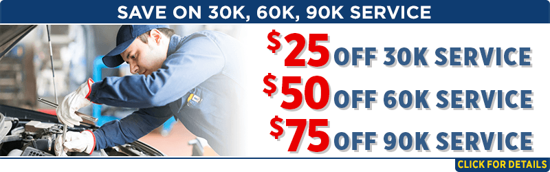 Save On 30k, 60k, 90k Service Special at Capitol Subaru of Salem