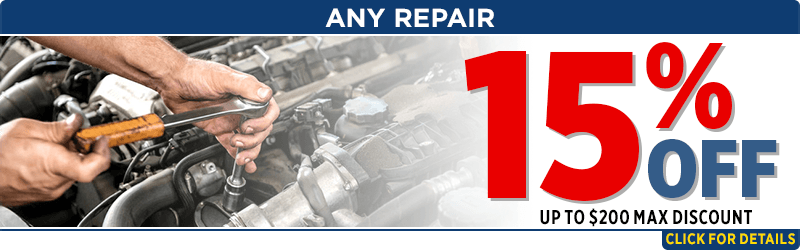 Any Repair Service Special at Capitol Subaru of Salem