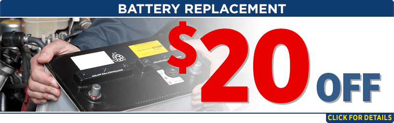 Subaru Battery Replacement Service Special at Capitol Subaru of Salem