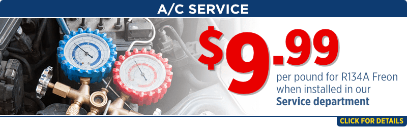 Click For A/C Service Special at Capitol Subaru of Salem