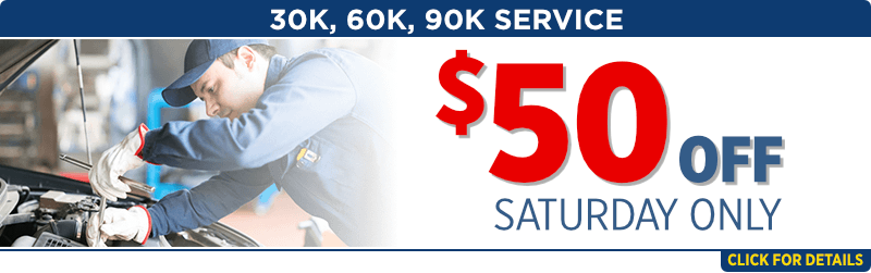 Click to Save $50 Off Major Milestone Service Every Saturday at Capitol Subaru of Salem