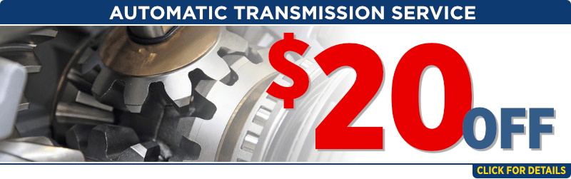 Click For Our Automatic Transmission Service Special at Capitol Subaru of Salem