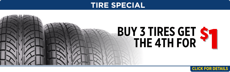 Click For Our Tire Purchase Special at Capitol Subaru of Salem