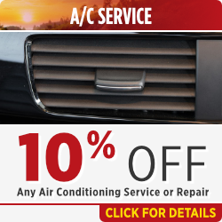 Click to view this Toyota A/C service special in Salem, OR