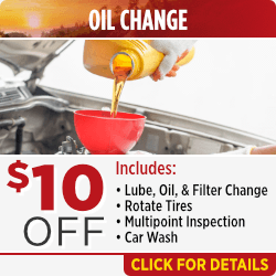 Click to view this Toyota complete oil change plus service special in Salem, OR