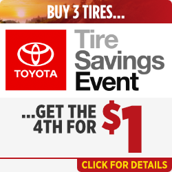 Click to view this tire service special in Salem, OR