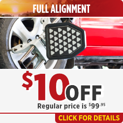 Click to view this full alignment service special in Salem, OR