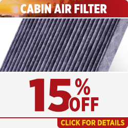 Click to Print this Cabin Air Filter Parts Special in Salem, OR