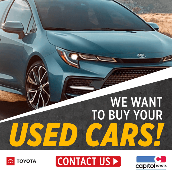 We Want to Buy Your Used Cars!