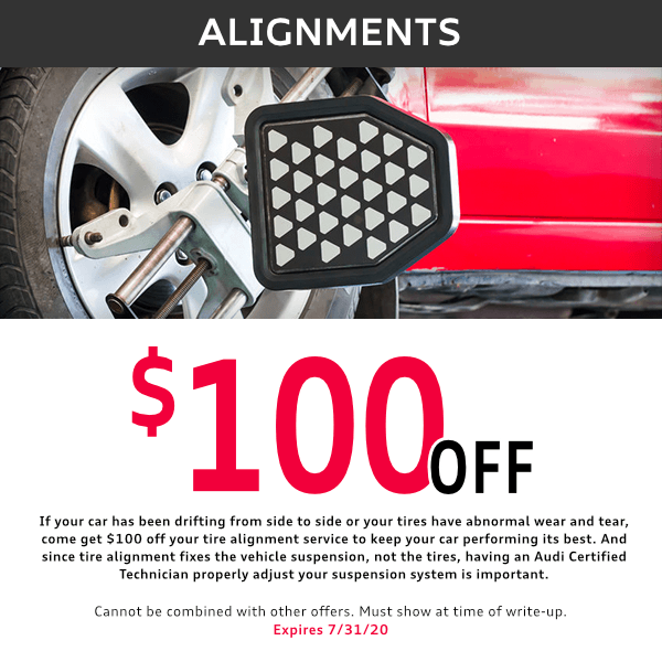 McKenna alignment special for a limited time