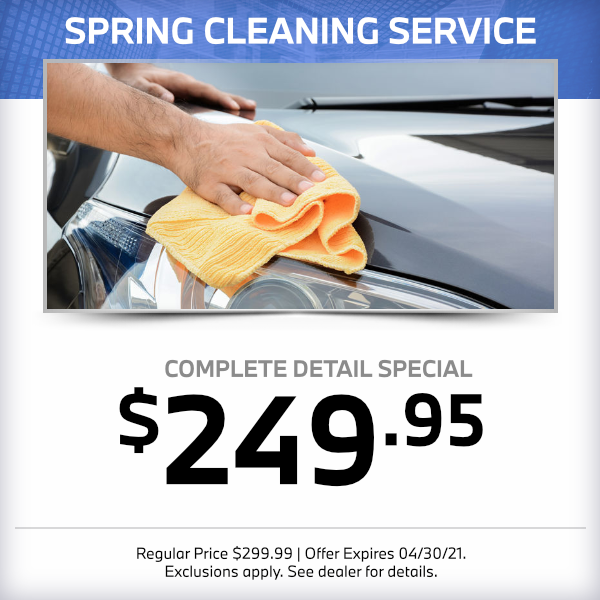 Spring cleaning service complete detail special $249.95 in Norwalk, CA