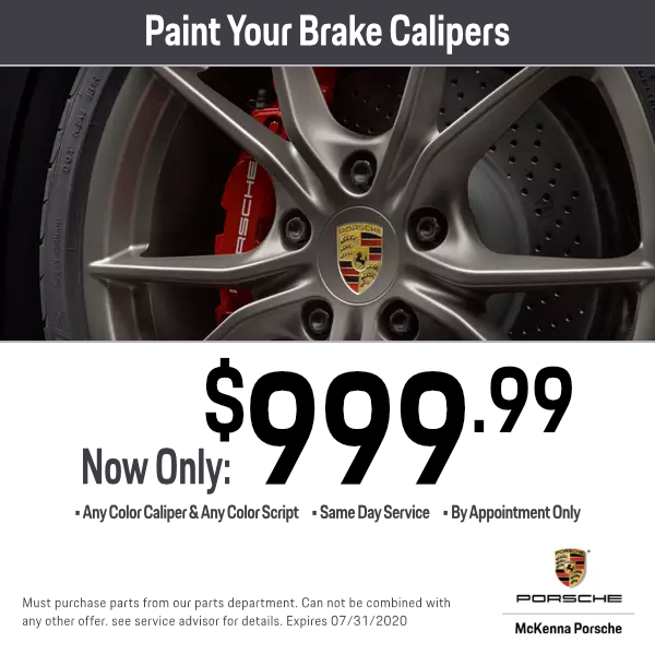 Paint Your Brake Calipers Service Specials in Norwalk, CA
