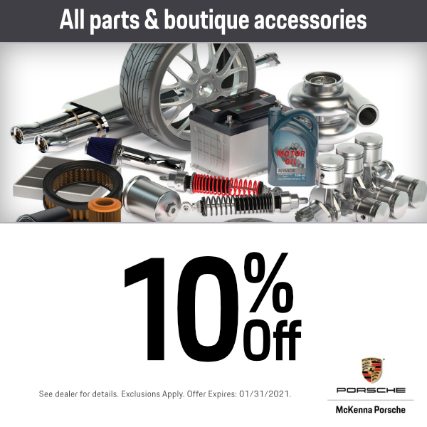 10% Off All Parts Boutique Accessories