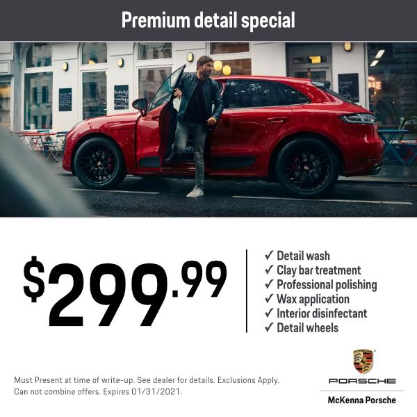 Premium Detail Special